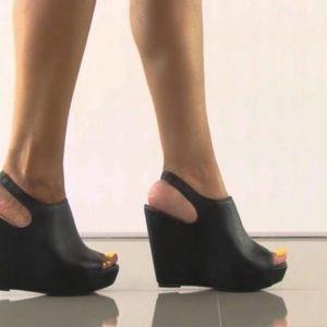 Steve Madden Blasst wedge shoes